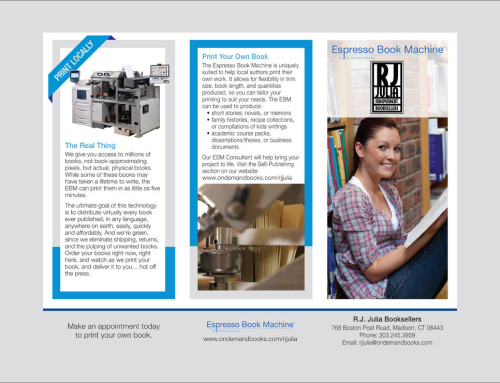 Espresso Book Machine Brochure