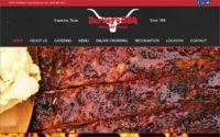 Bartley's BBQ Restuarant Website