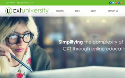 CXT Software University