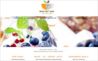 Restart Bar Restaurant Website